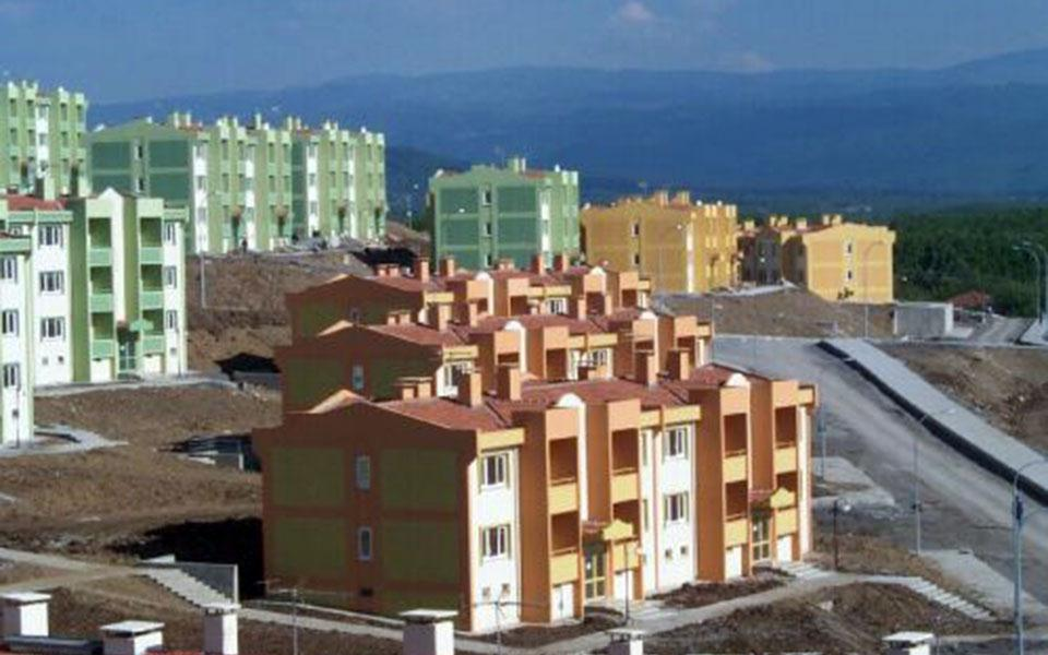 SAKARYA EARTHQUAKE HOUSING UNITS (TEPE İNŞAAT)