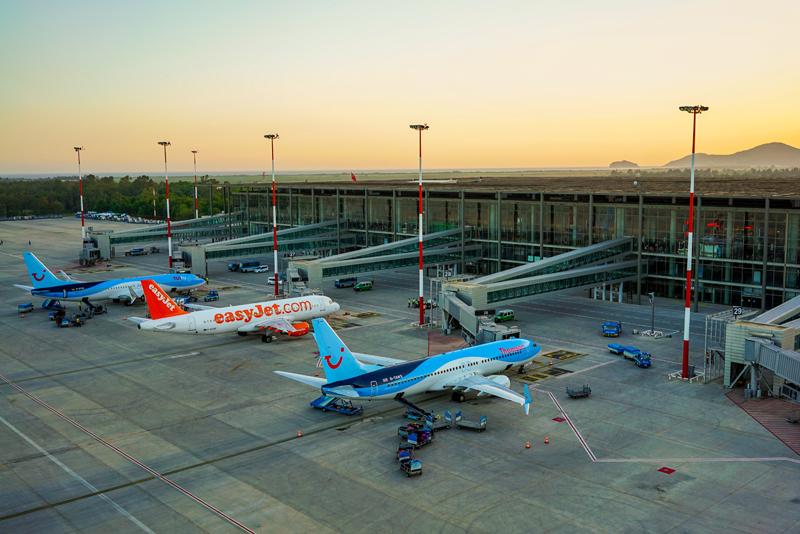 MUĞLA DALAMAN AIRPORT