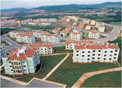 HEREKE EARTHQUAKE HOUSING UNITS (TEPE İNŞAAT)