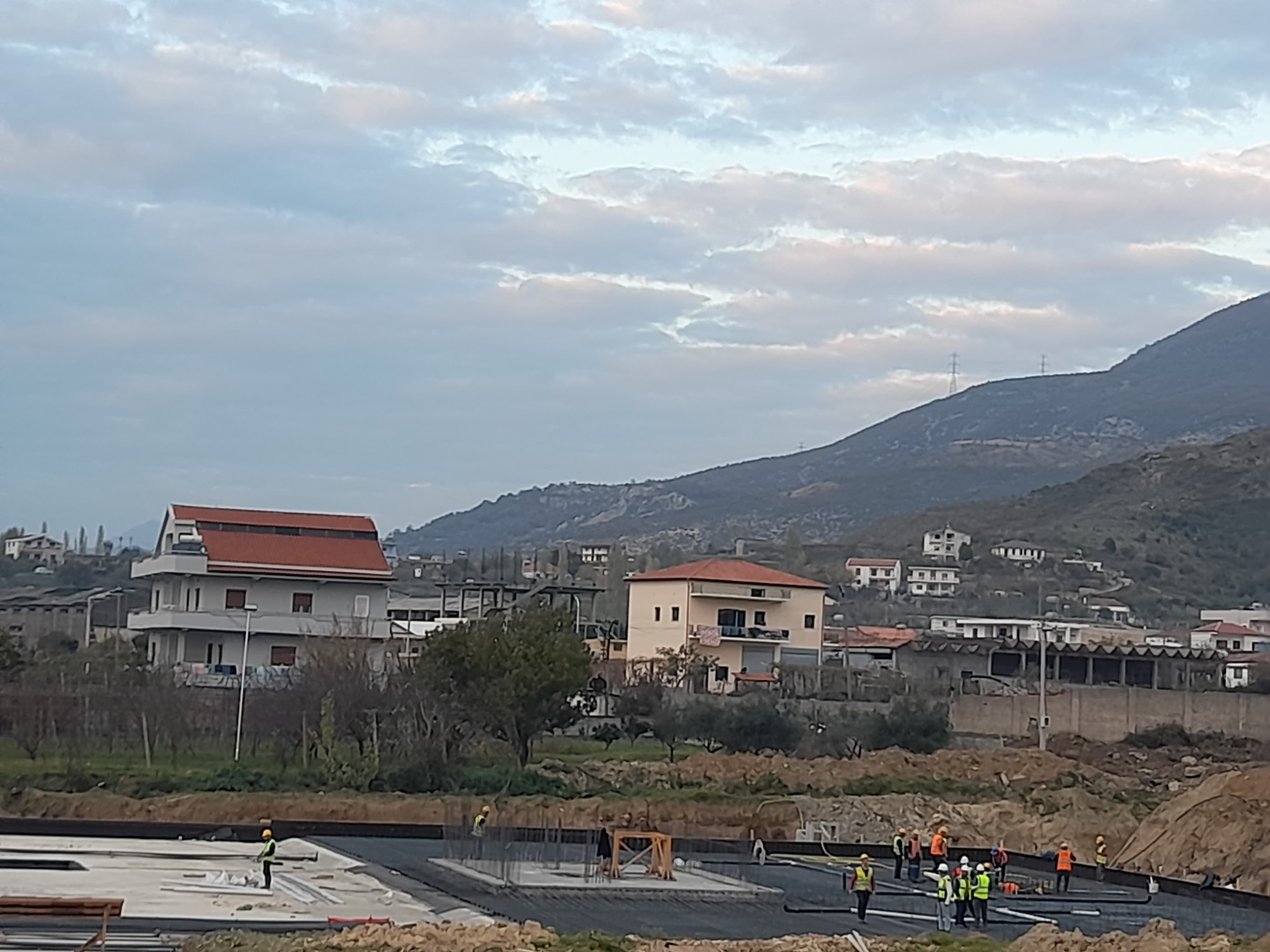 T.C MINISTRY OF ENVIRONMENT AND URBANITY MASS HOUSING ADMINISTRATION-ALBANIA LAÇ CITY 522 EARTHQUAKE HOUSES PROJECT